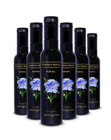 6x Flax Seed Oil