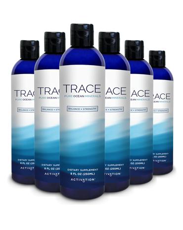 TRACE Ocean Minerals 6 Bottles
